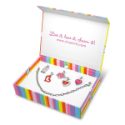 LOTS OF LOVE CHARM BOX SET