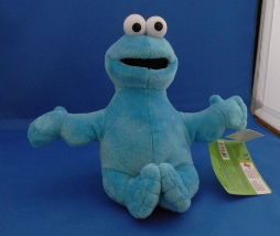 Sesame Street Cookie Monster Magnet