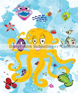 Octopus and Friends