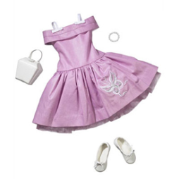 Karito Kids Party Princess Outfit