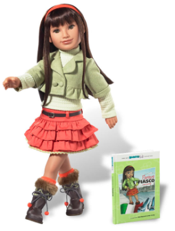 Karito Kids Dolls - Gia from Italy