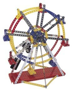 Erector Set Ferris Wheel