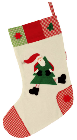 Kathe Kruse Santa Stocking