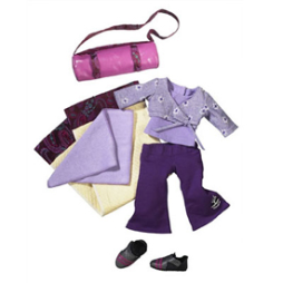 Karito Kids Zen Yoga Set