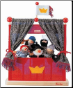 Kathe Kruse Pirate Finger Puppet Theater (SKU: 60453)