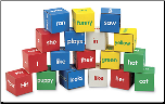 18pc Little Reader Blocks (SKU: 3018.0)