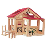Plan Toys Farmhouse