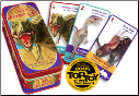 Old Dinosaur Go Fish, Old Maid, Concentration, card games (SKU: 61354)