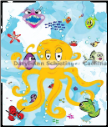 Octopus and Friends (SKU: AW2)