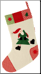 Kathe Kruse Santa Stocking (SKU: 73351)