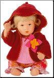 Kathe Kruse Lilian Doll Clothing