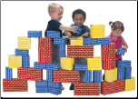 40pc Giant Building Block set