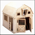 Basic Gable Barn