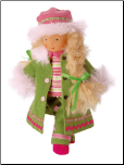 Mini It's Me Winter Coat